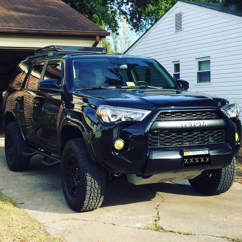 Trd Pro Lift Question Page 2 Toyota 4runner Forum