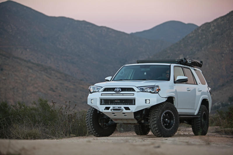 5th Gen 2014 T4r Front Plate Bumper Toyota 4runner Forum Largest 4runner Forum