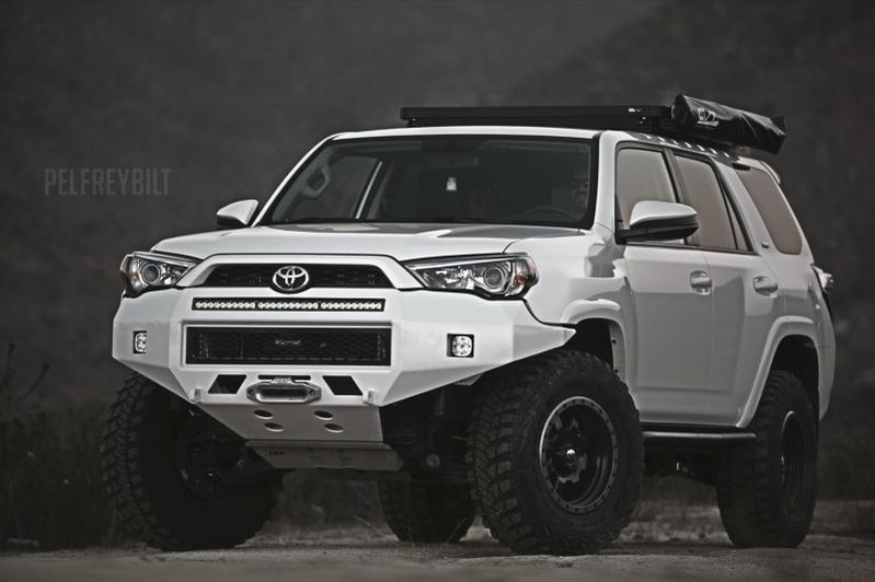Pelfreybilt Offroad ::: 5th Gen T4R Front Bumper - Toyota ...