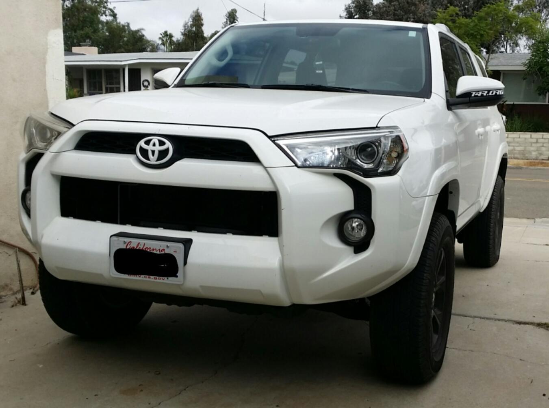 D Rorydss White Sr Wd on Toyota 4runner Sd Sensor Location