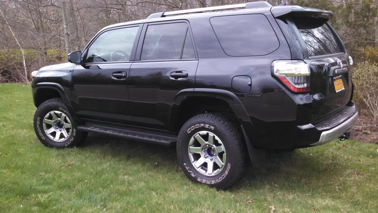tire size opinions wanted toyota 4runner forum largest 4runner forum. Black Bedroom Furniture Sets. Home Design Ideas