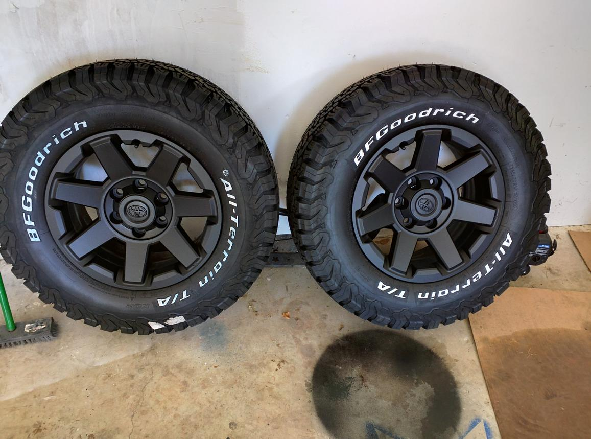 Winter Wheels Page 2 Toyota 4runner Forum Largest