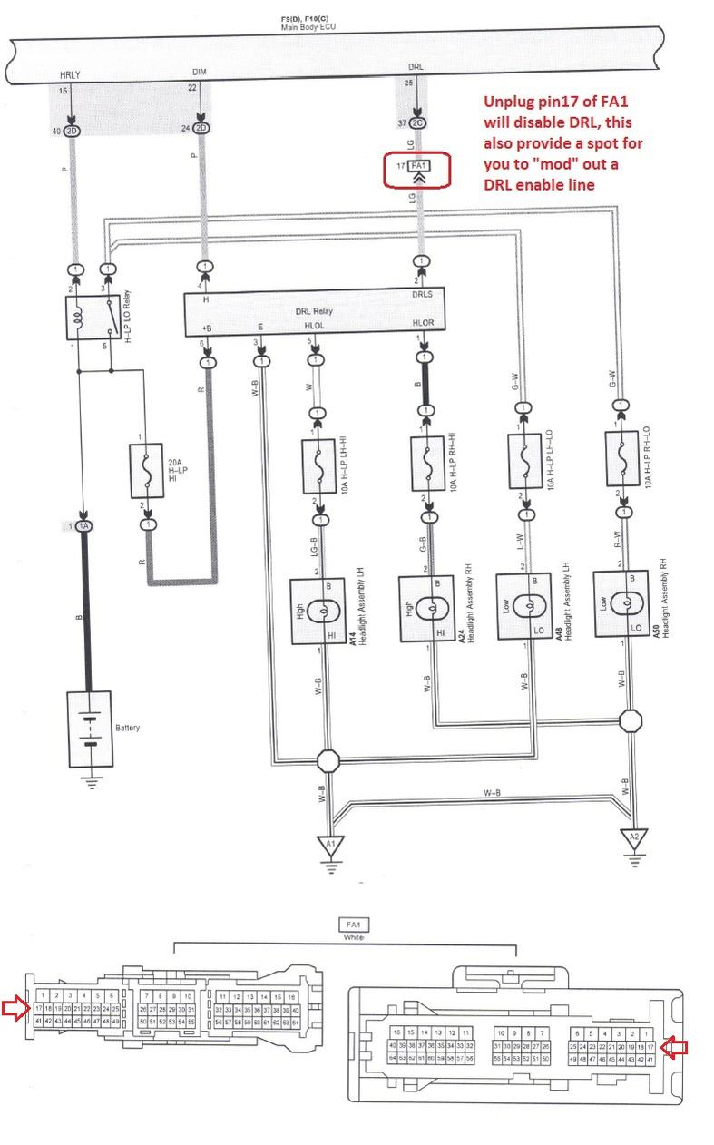 [TBQL_4184]  12V+ Ignition switched power wire - Toyota 4Runner Forum - Largest 4Runner  Forum | 2007 Toyota 4runner Wiring Diagram |  | Toyota 4Runner Forum