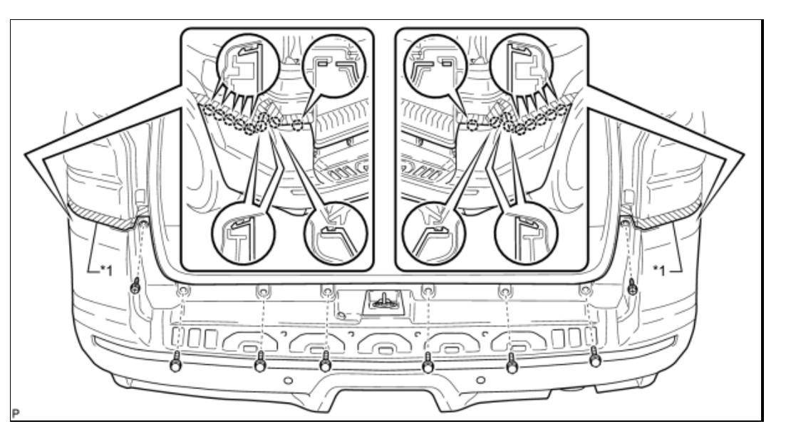Rear Bumper Removal Toyota 4runner Largest. Attached 20151214 1735362010 4runner Repair Manualpdf Adobe Reader 863 Kb. Toyota. Toyota 4runner Bumper Guard Diagram At Scoala.co