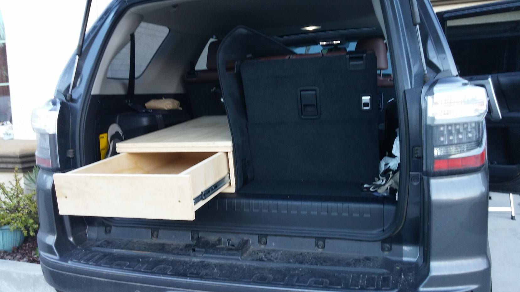 Post Pics Of Your Drawerstorage System Toyota 4Runner