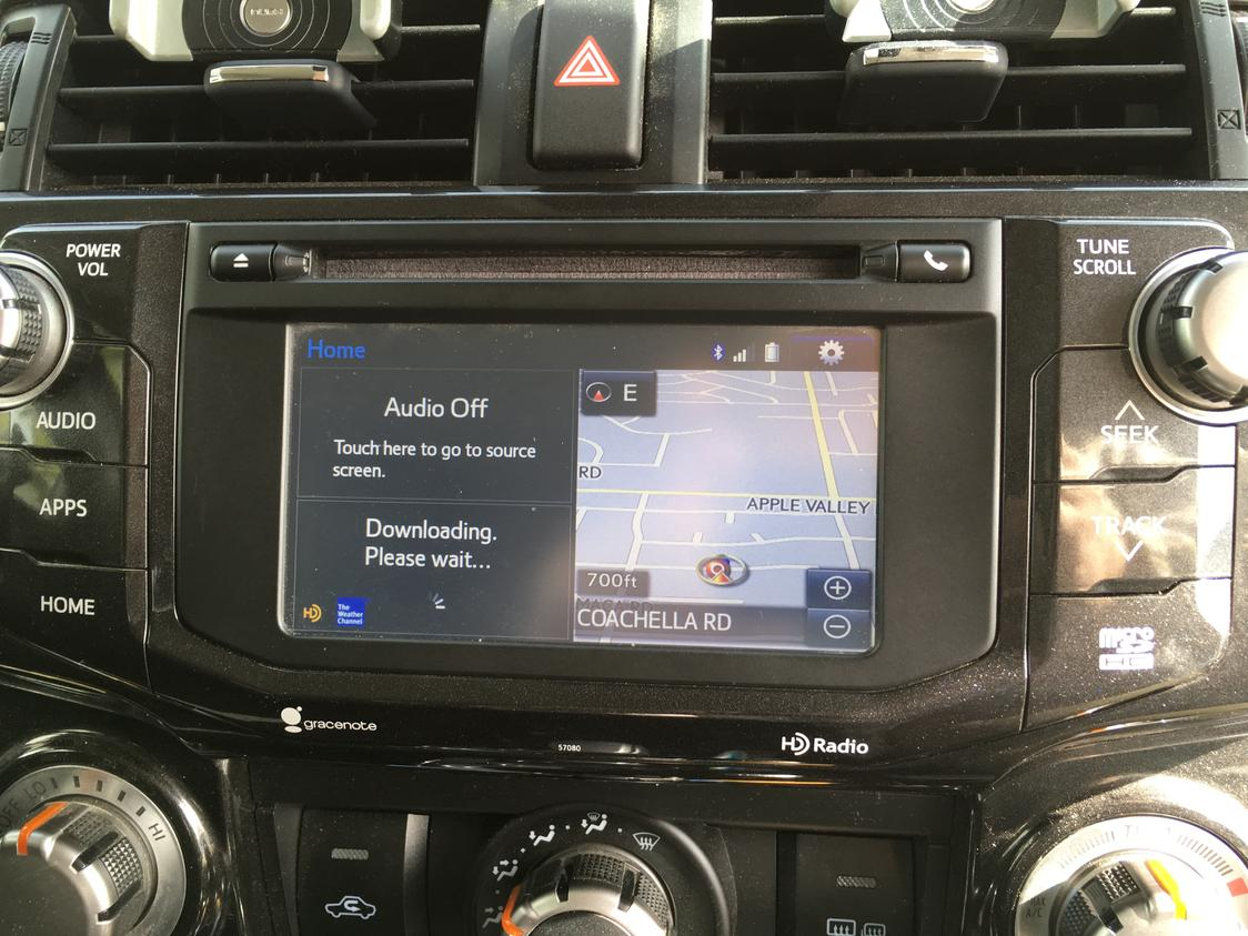 attached img ( kb) . update microsd navigation maps  page   toyota runner forum