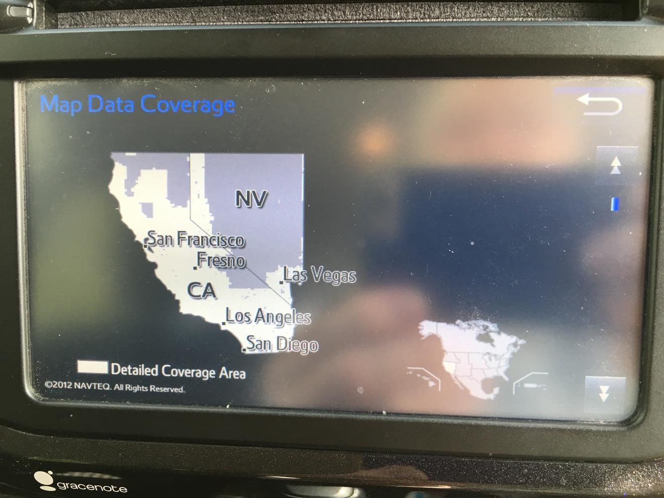 Update MicroSD Navigation Maps Page  Toyota Runner Forum - Los angeles navigation map