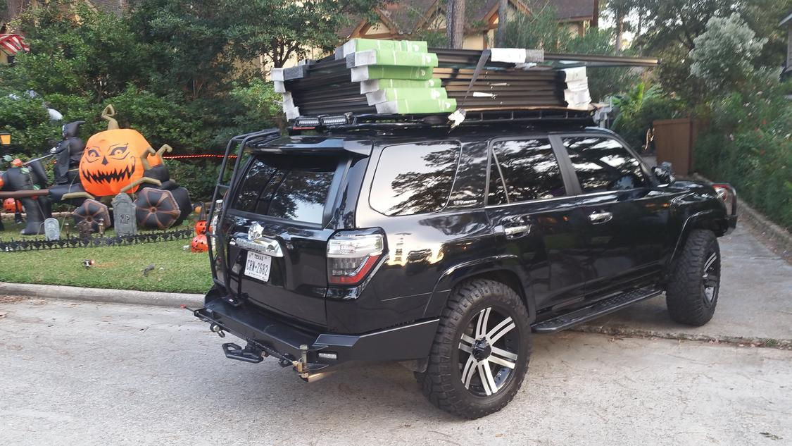 Fs 5th Gen Full Length Roof Racks By Drabbits Page 66