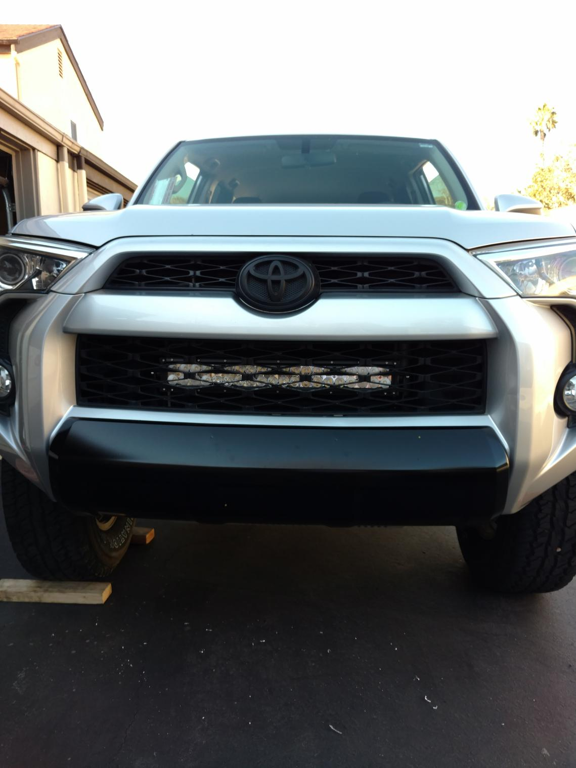 2014 2016 Behind Grill Light Bar Mounts Page 15