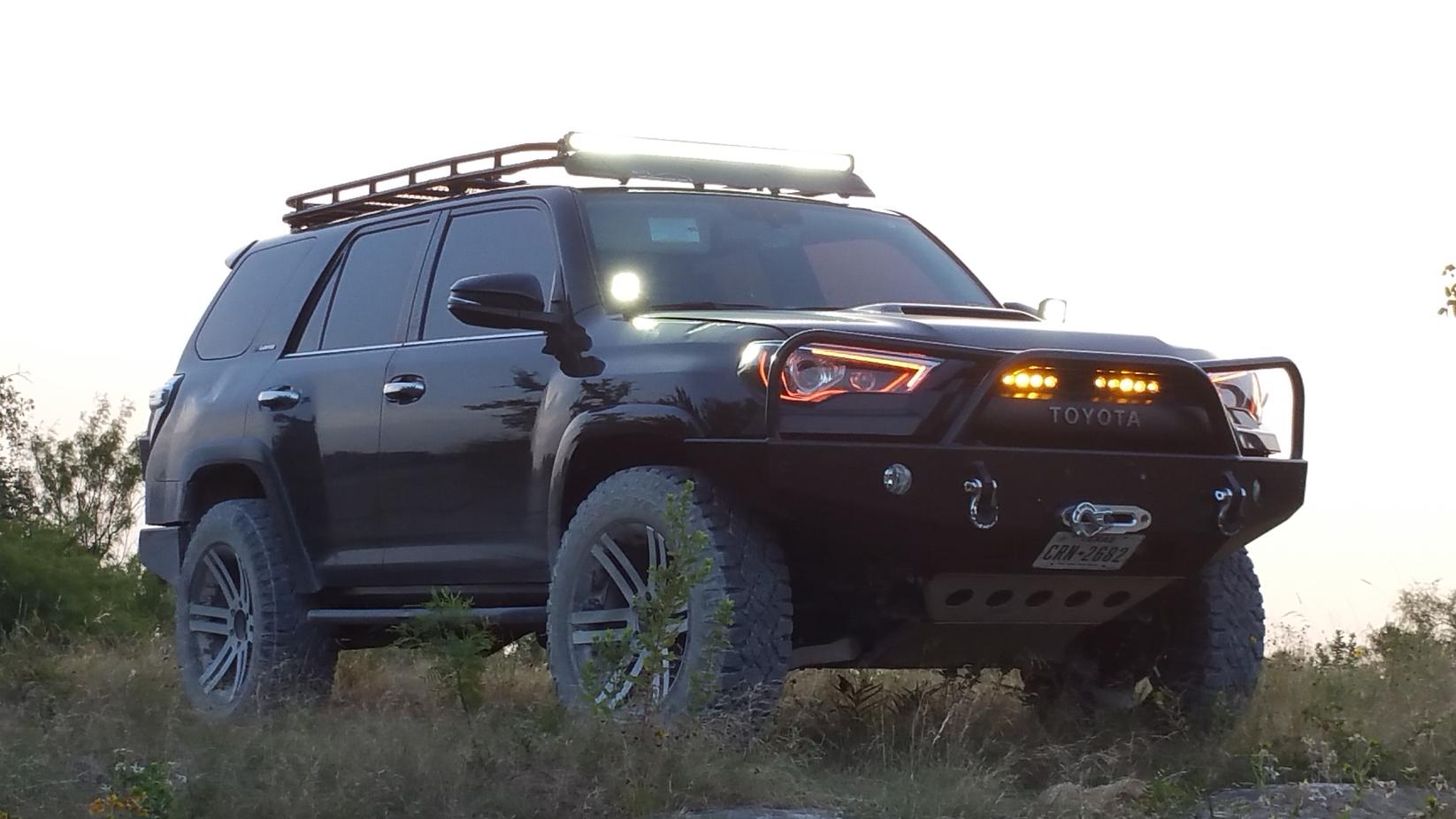 Anyone Blacked Out A New Limited Page 2 Toyota 4runner Forum