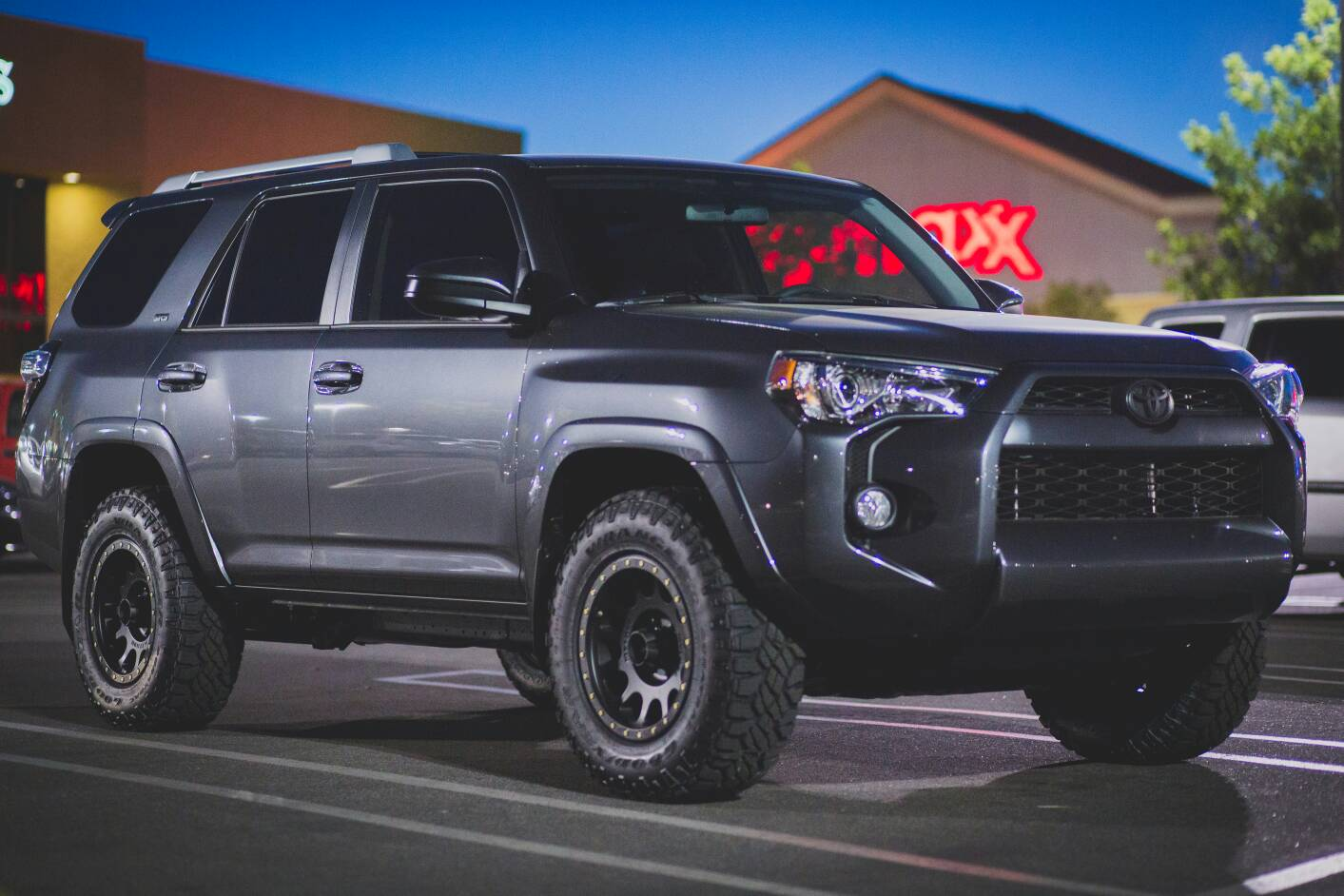 4runner grey magnetic 5th gen toyota 4runners lets them kuh cctt mistaken permalink others