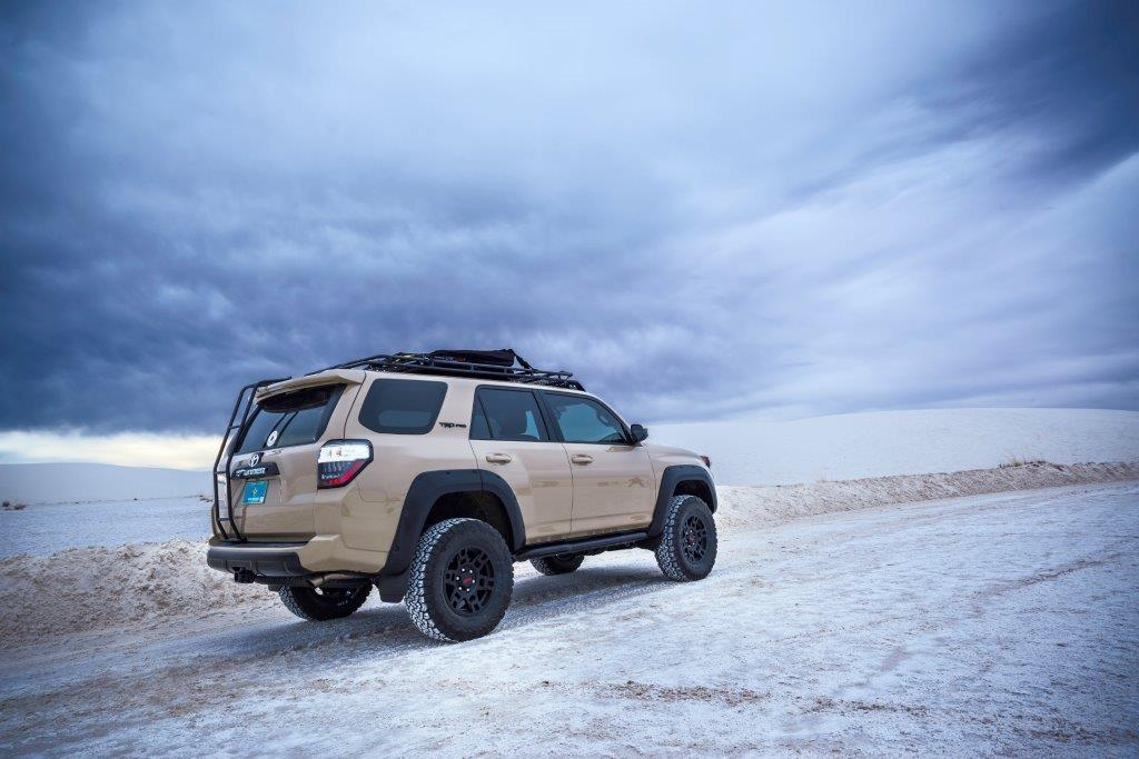 Quicksand build and a thank you to this forum - Toyota ...