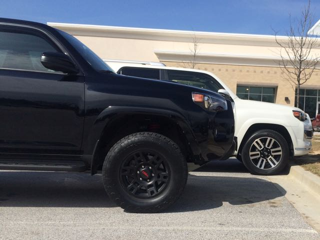 Trd Pro Lift Question Page 24 Toyota 4runner Forum
