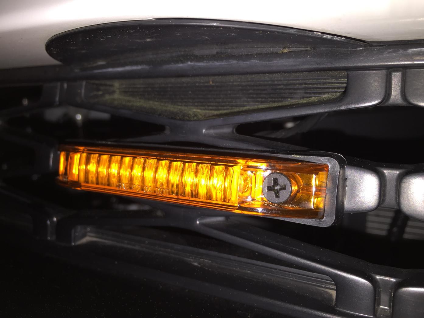 Range Rover Gwinnett >> 5th Gen Marker Lights in Grill - Page 3 - Toyota 4Runner ...
