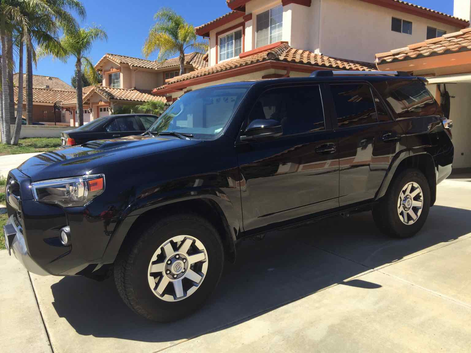 post your trail edition here page 12 toyota 4runner. Black Bedroom Furniture Sets. Home Design Ideas