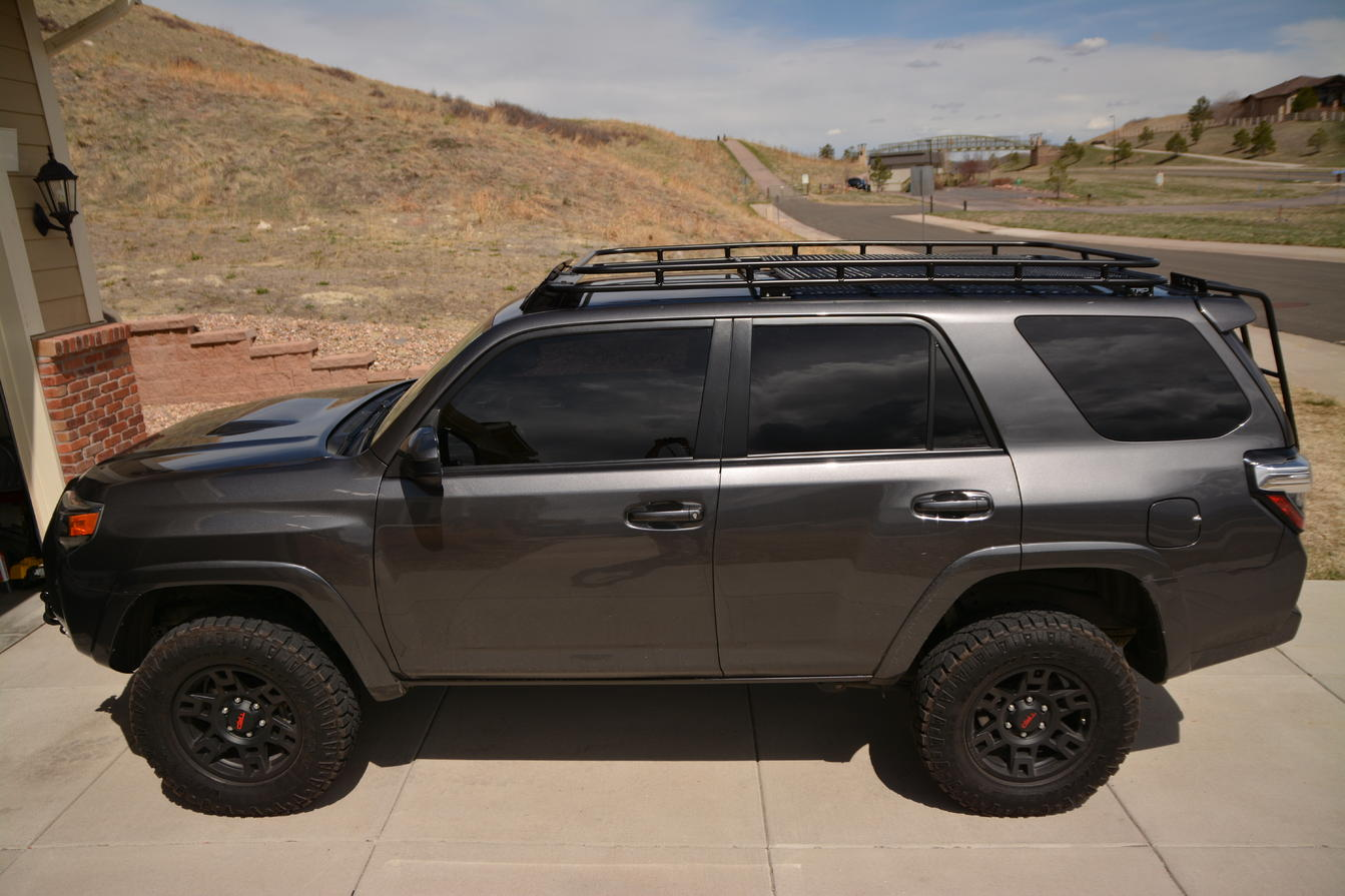 Show Off Your Roof Rack Or Cargo Basket Page 3 Toyota