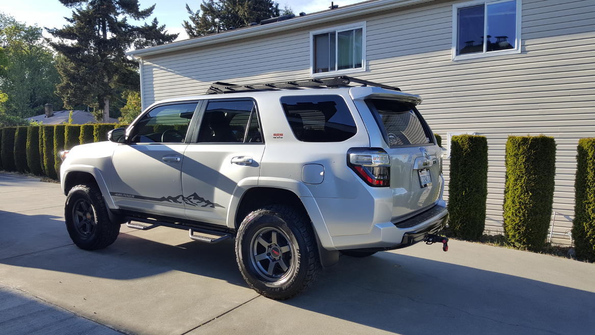 Show Off Your Roof Rack Or Cargo Basket Page 4 Toyota