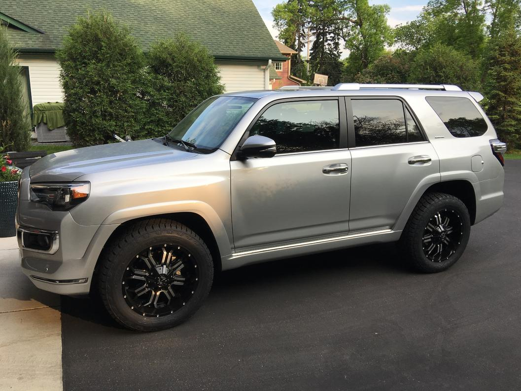 20x9 Wheels Page 4 Toyota 4runner Forum Largest