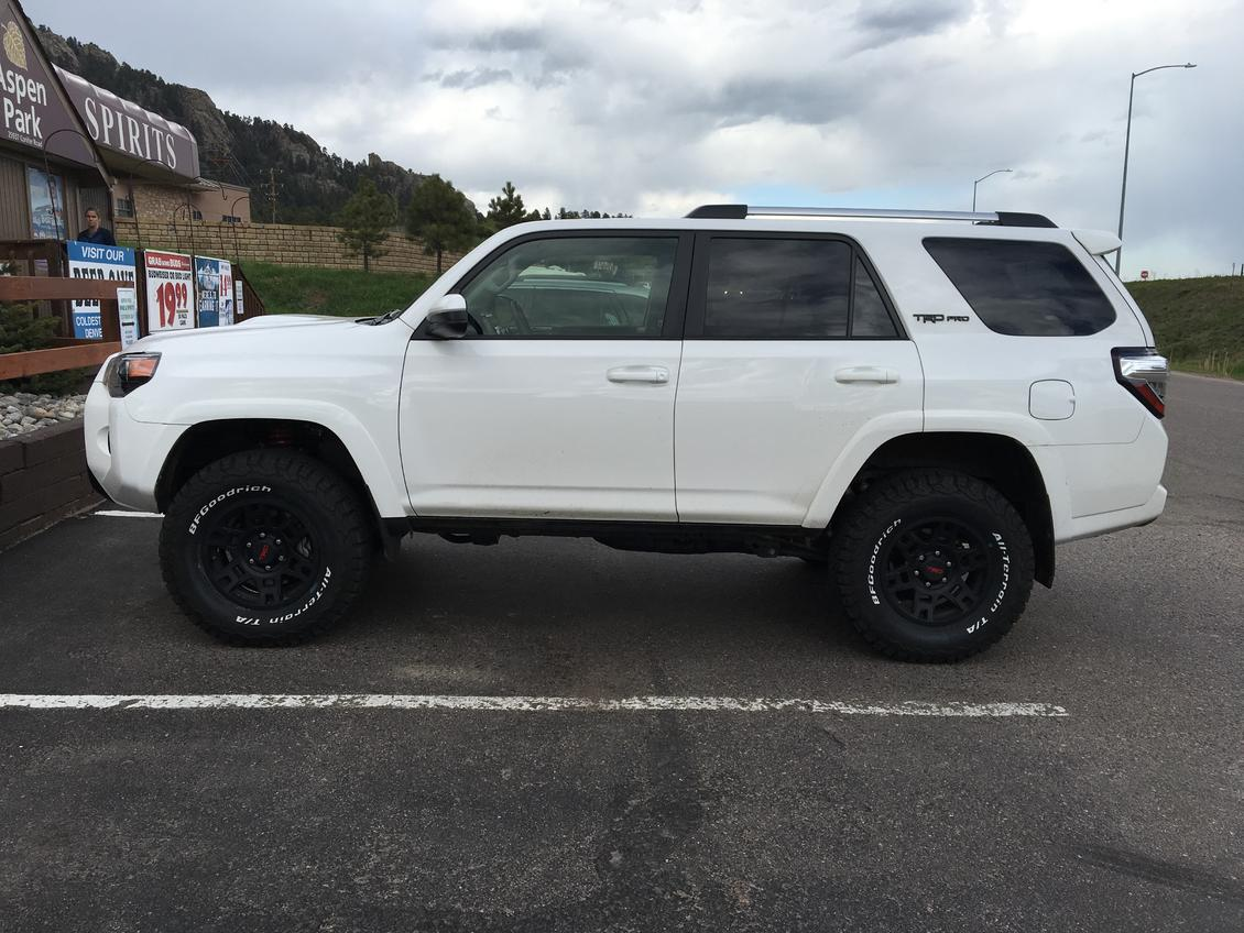 Trd Pro Lift Question Page 30 Toyota 4runner Forum