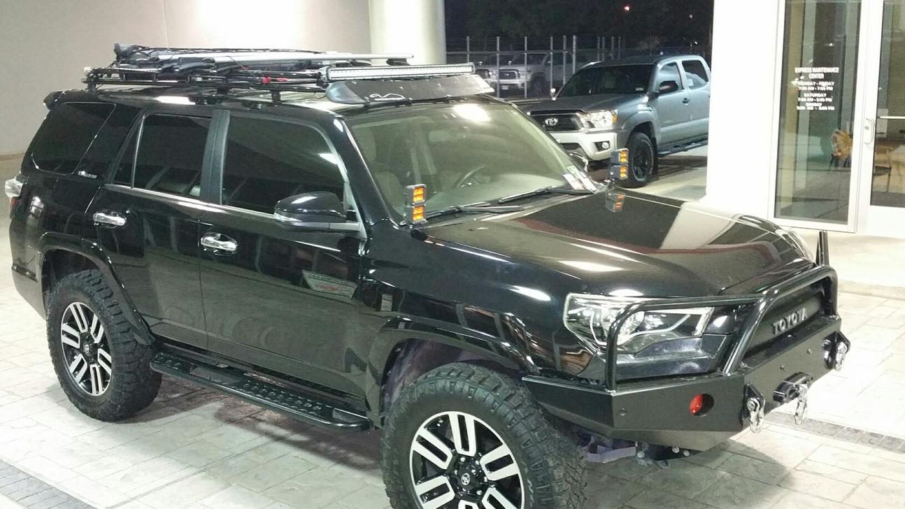 limited edition mod thread toyota 4runner forum. Black Bedroom Furniture Sets. Home Design Ideas