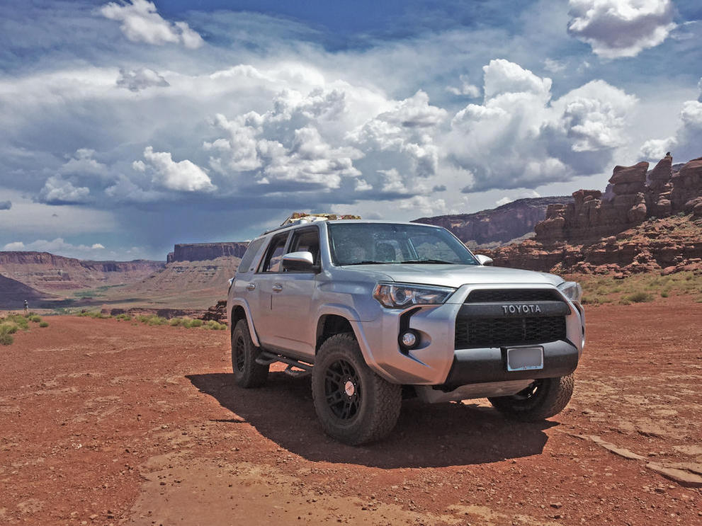 toyota 4runner forum largest 4runner forum sr5 vs trail. Black Bedroom Furniture Sets. Home Design Ideas