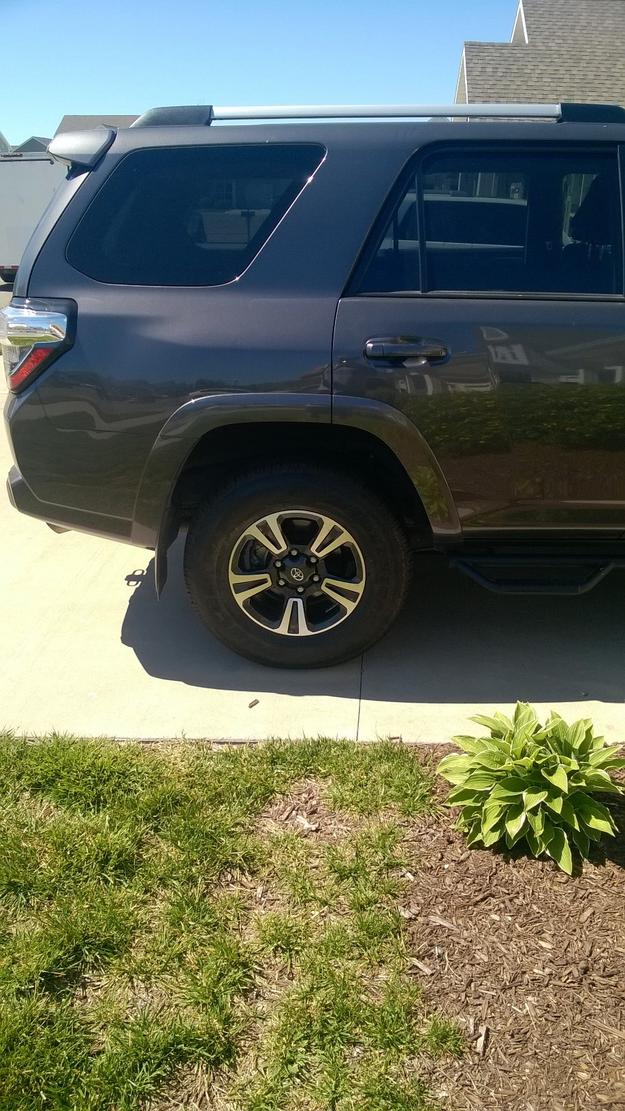 16 Tacoma Wheels On 15 4runner Trail Toyota 4runner Forum Largest 4runner Forum
