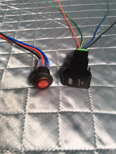 [SCHEMATICS_4JK]  AOB switch and Black Oak lights wiring - Toyota 4Runner Forum - Largest  4Runner Forum | Rigid Industries Switch Wiring Diagram |  | Toyota 4Runner Forum
