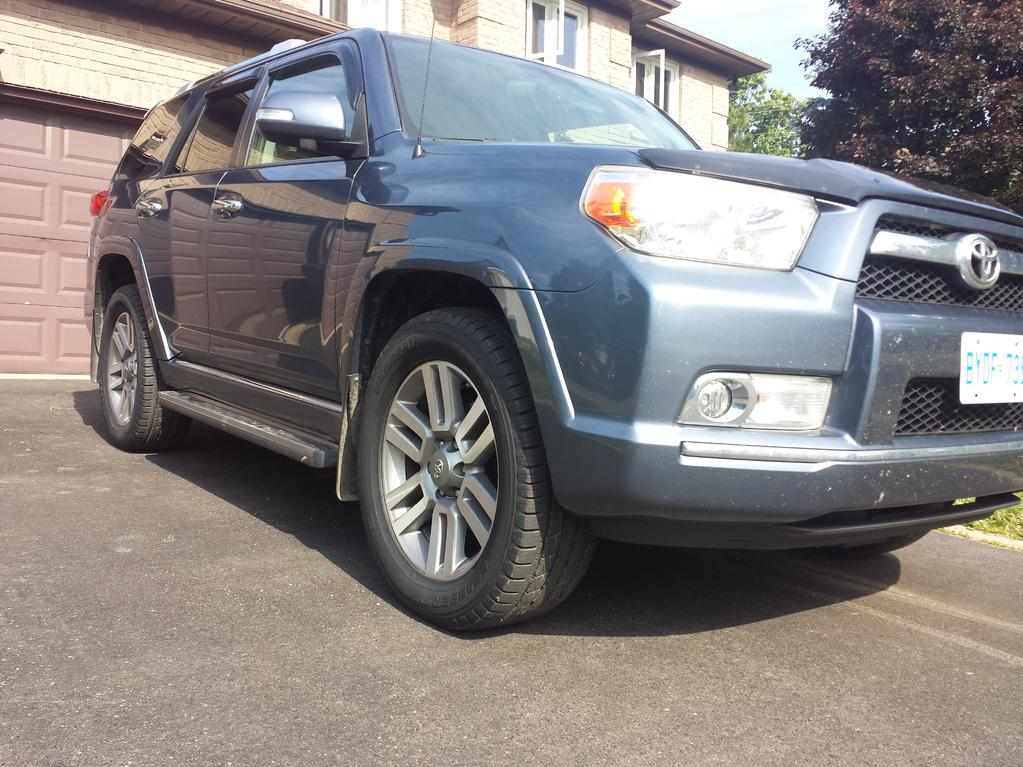 275 60r20 In Inches >> 20 Inch Wheels On Limited Page 39 Toyota 4runner Forum