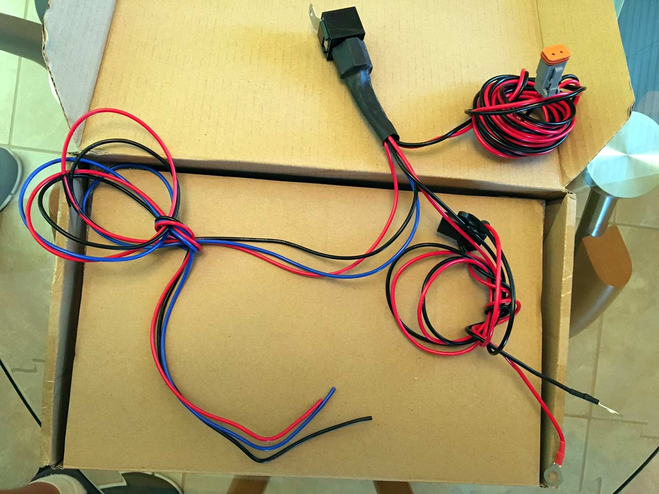 Aob Switch And Black Oak Lights Wiring Page 2 Toyota 4runner Thread One More Question About Up Led Light Bar Img 2609a