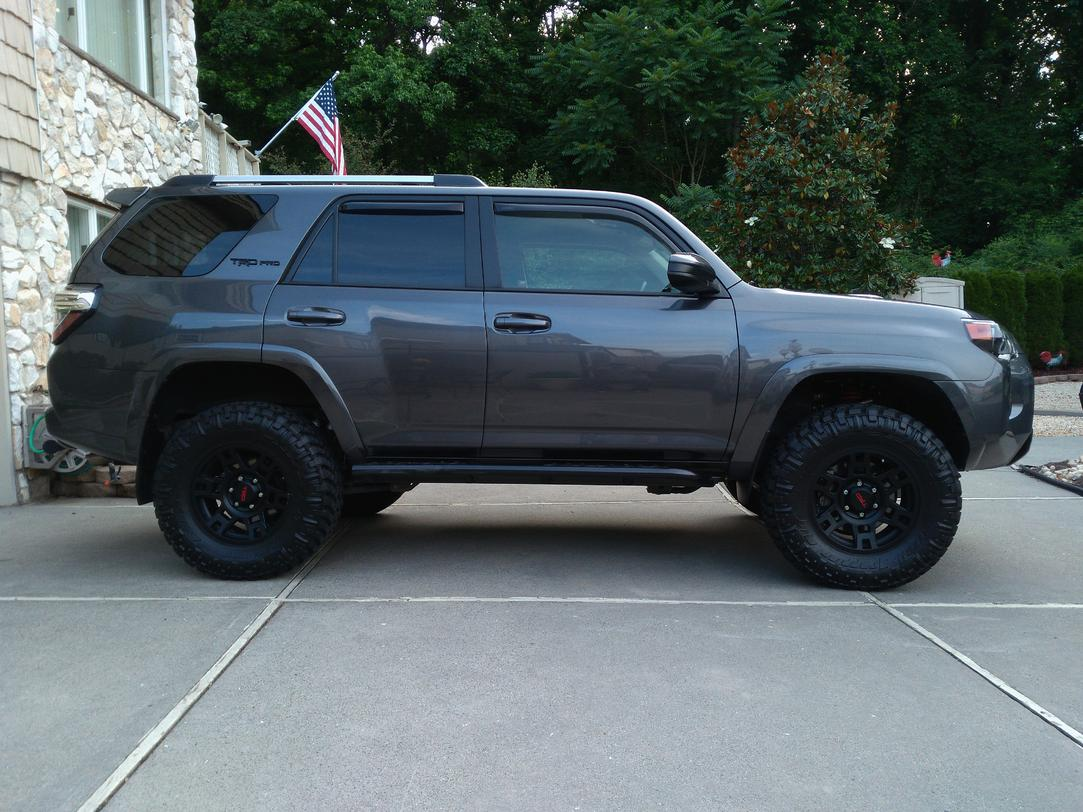 Trd Pro Wheels On 15 Limited Toyota 4runner Forum