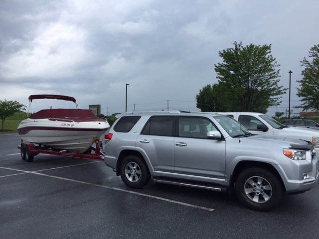 Toyota 4Runner Towing Capacity >> 4runner And Towing Boat Toyota 4runner Forum Largest