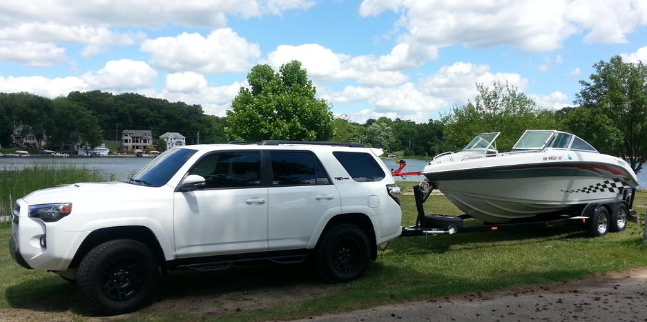 Toyota 4runner Body Lift >> 4Runner and Towing boat - Toyota 4Runner Forum - Largest 4Runner Forum