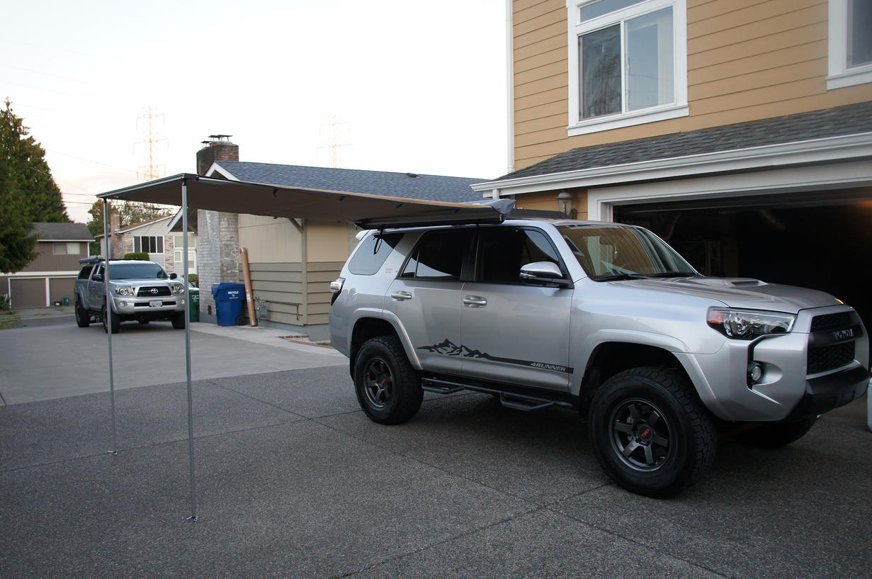 Another Full-Length Roof Rack Option -PrinSu - Page 13 - Toyota
