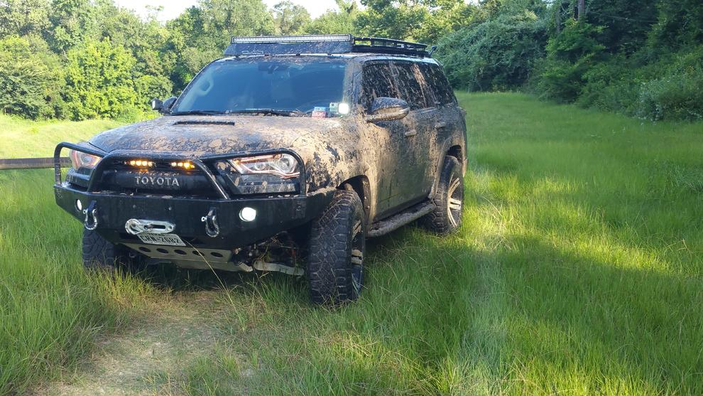 Trail hood scoop  - Page 4 - Toyota 4Runner Forum - Largest