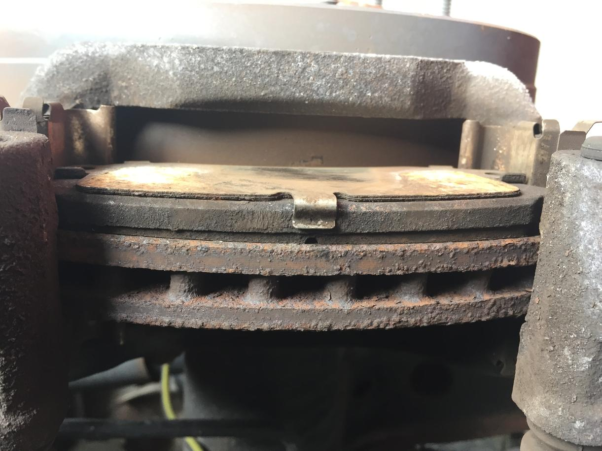 Brakes Wearing Unevenly Replacement Options Toyota 4runner Forum Largest 4runner Forum