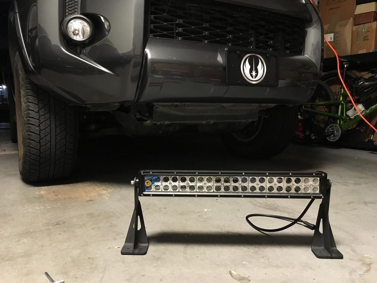 """If I can do It You Can"" Behind Grill Light Bar Install-img_5614-jpg"
