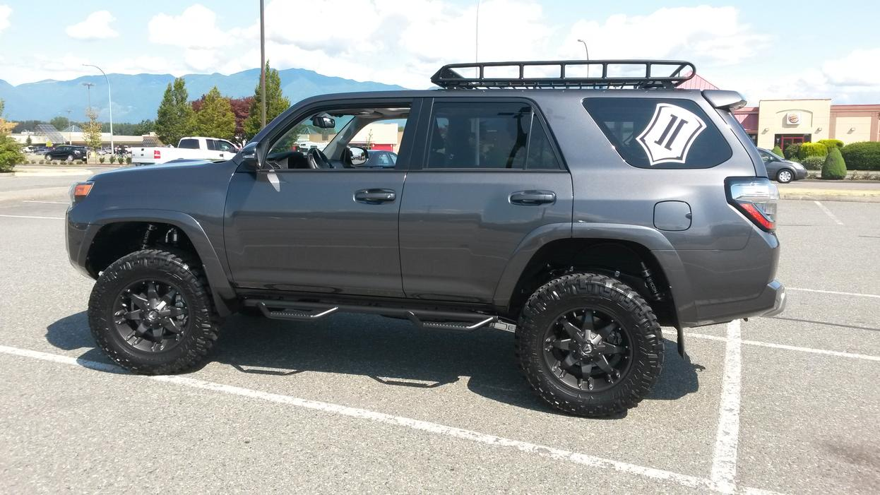 Bds 3 Lift 4runner 2017 2018 Best Cars Reviews