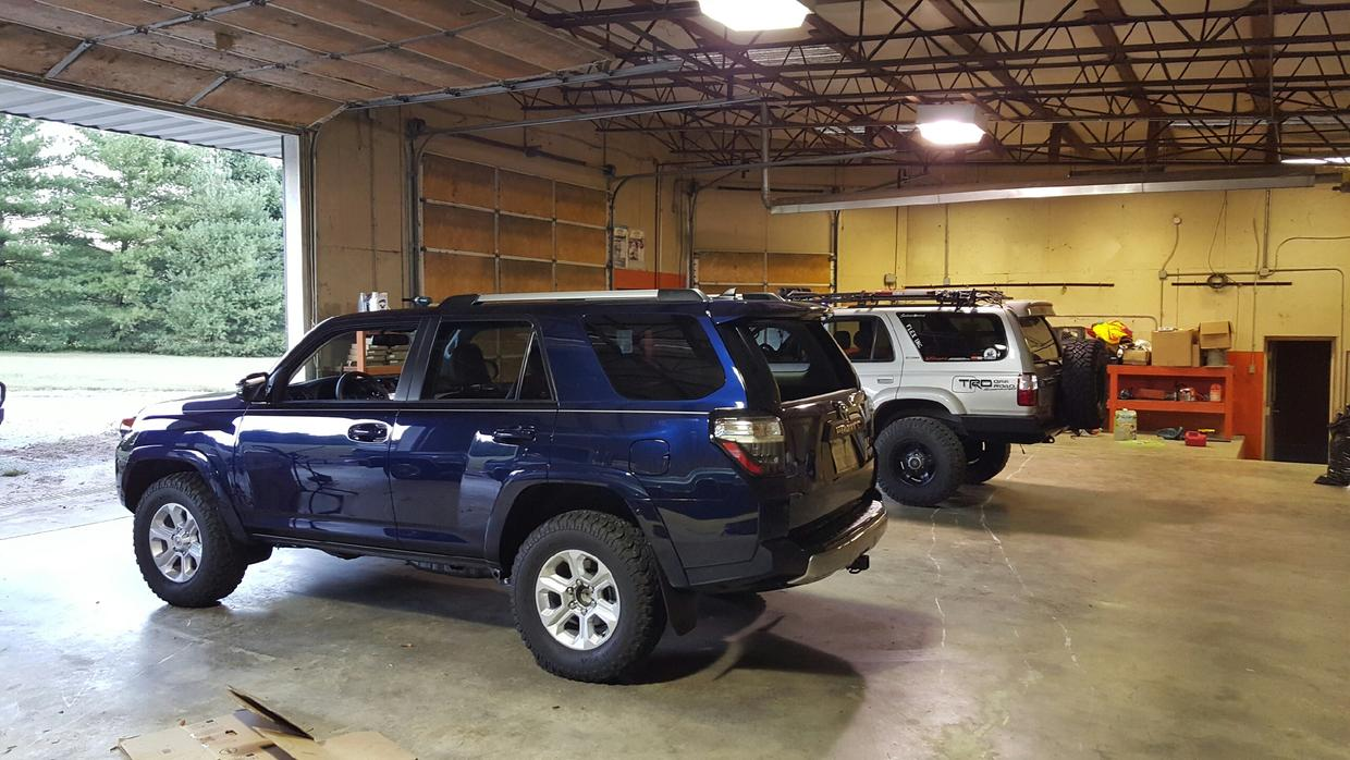 Nautical Blue Owners Post Your Pics Here Page 10 Toyota 4runner Forum Largest 4runner Forum
