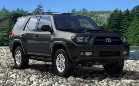 2010 Toyota 4Runner Trail Edition: Review and Pics (TruckTrend) - Page 10