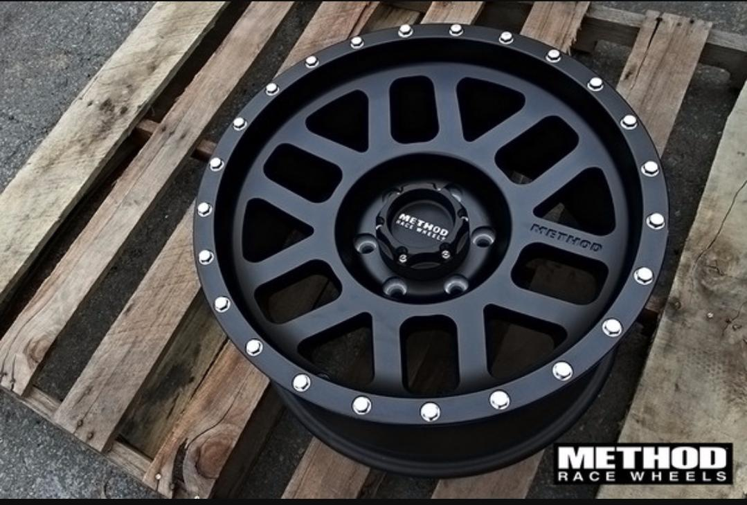 Wheel Choice Method Wheels Stealth Wheels Toyota