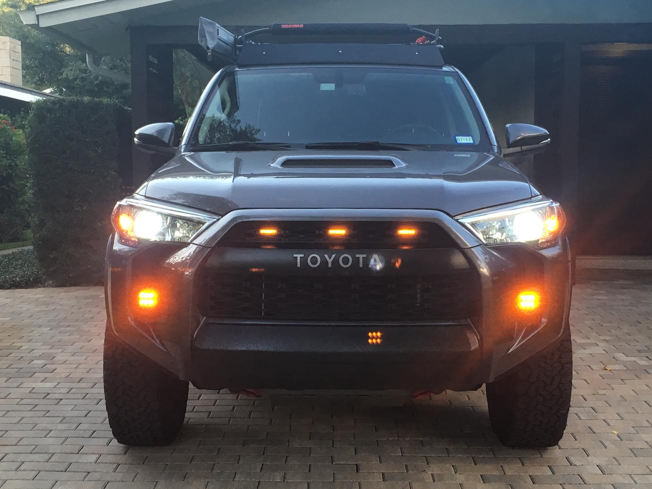 5th Gen Marker Lights In Grill Page 7 Toyota 4runner