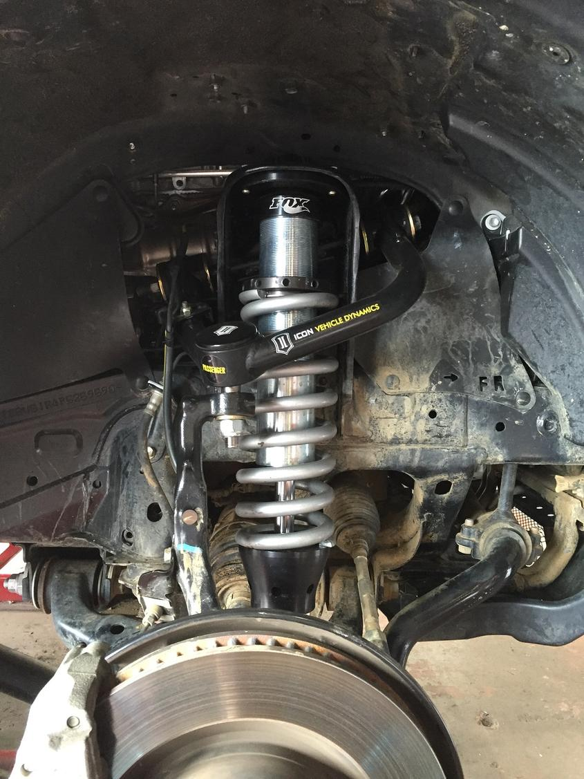 Difference in Fox suspension? - Toyota 4Runner Forum