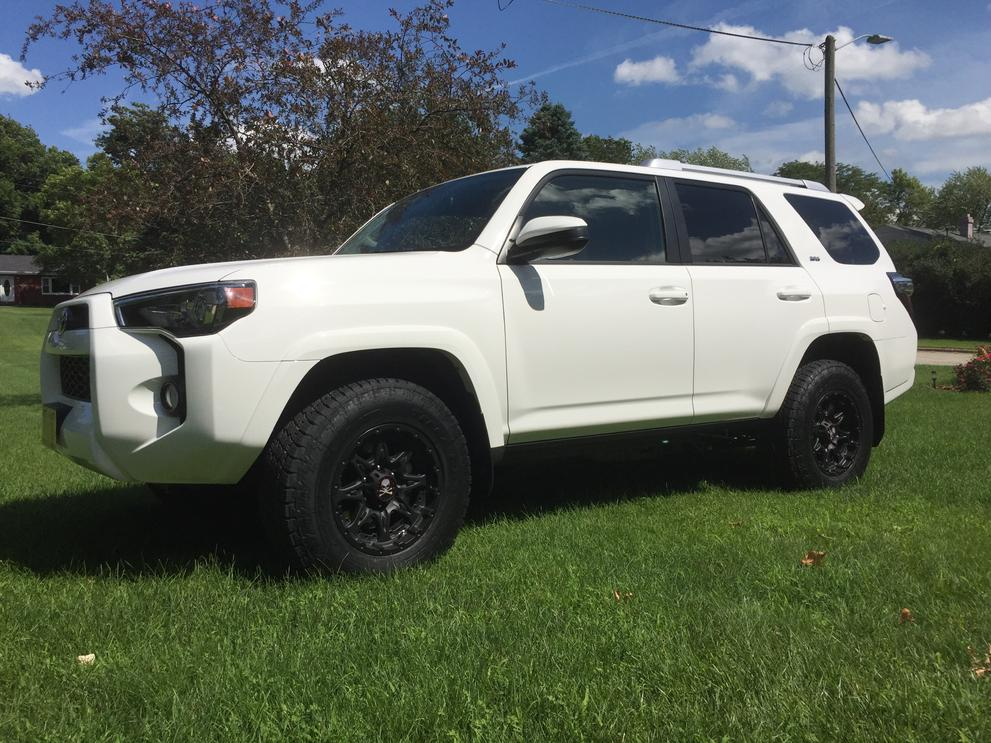 Post Your 5th Gen Super White T4r Photo Page 14 Toyota