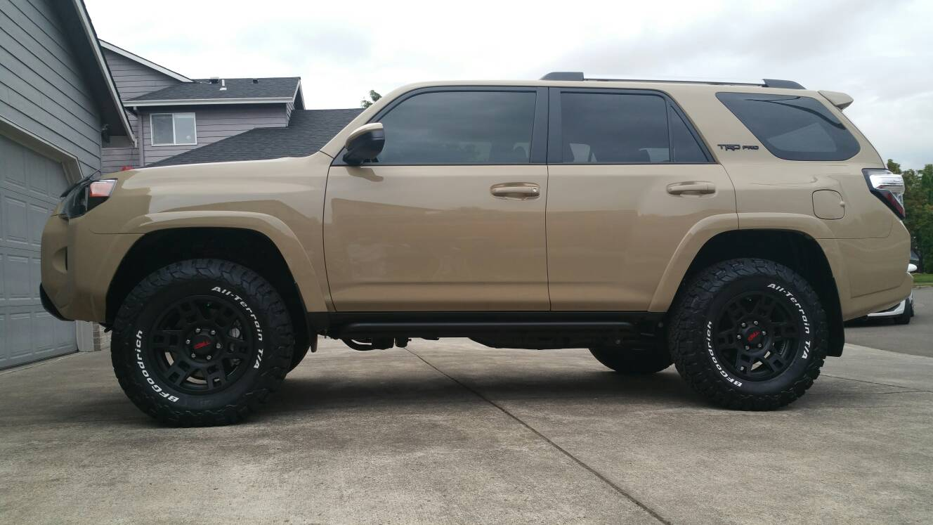 TRD Pro Quicksand Picture Thread - Page 5 - Toyota 4Runner ...