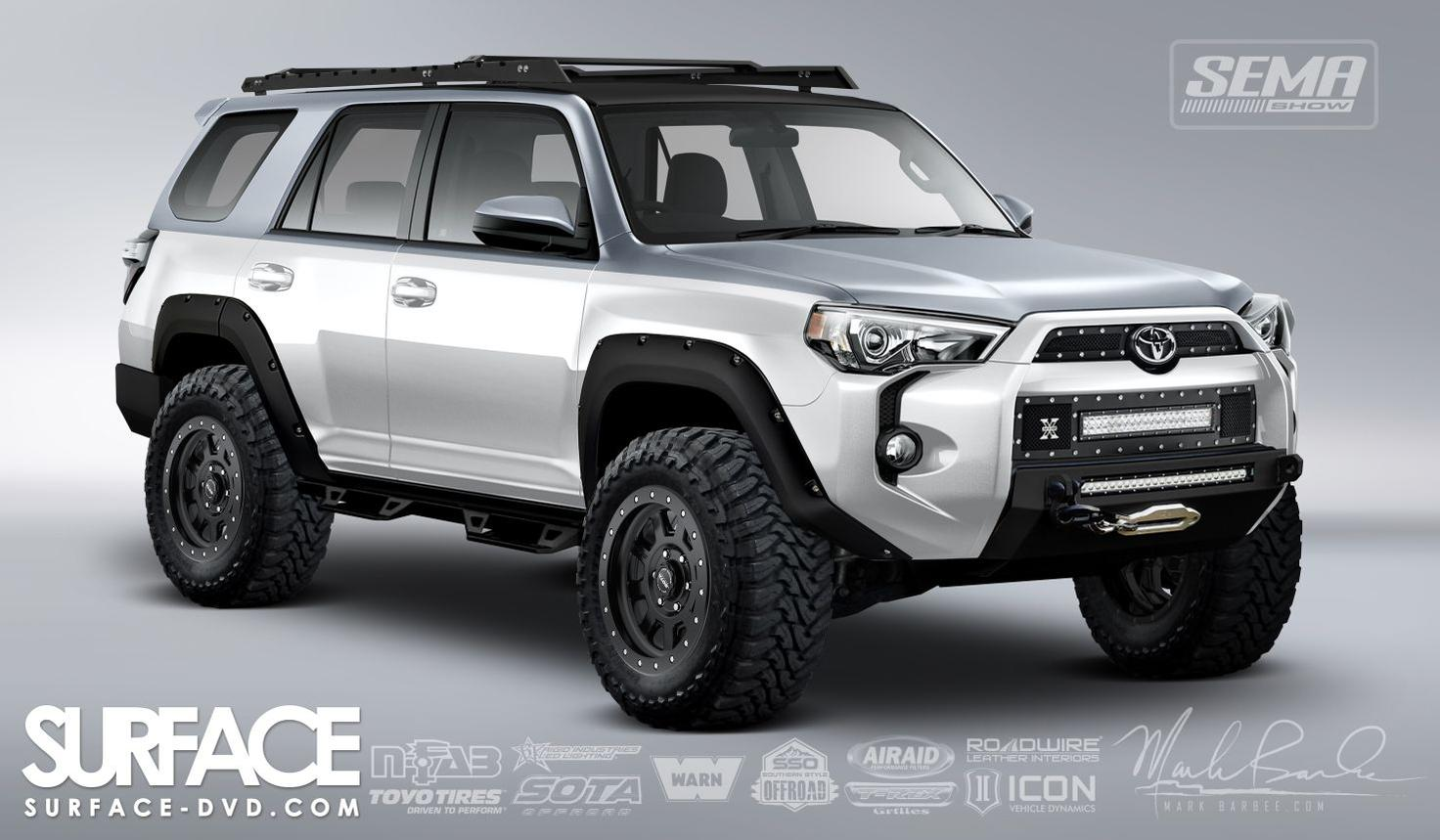 Building A 5th Gen For Sema And Tech Articles Toyota 4runner Forum