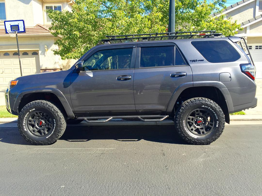 Magnetic Grey 4runners Lets See Them Page 78 Toyota 4runner Forum Largest 4runner Forum