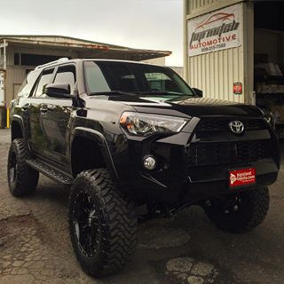 37 Tires And Biggest Lift Toyota 4runner Forum Largest 4runner