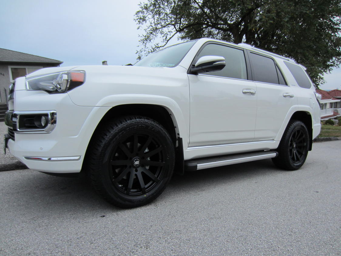 20 inch wheels on limited page 39 toyota 4runner forum. Black Bedroom Furniture Sets. Home Design Ideas