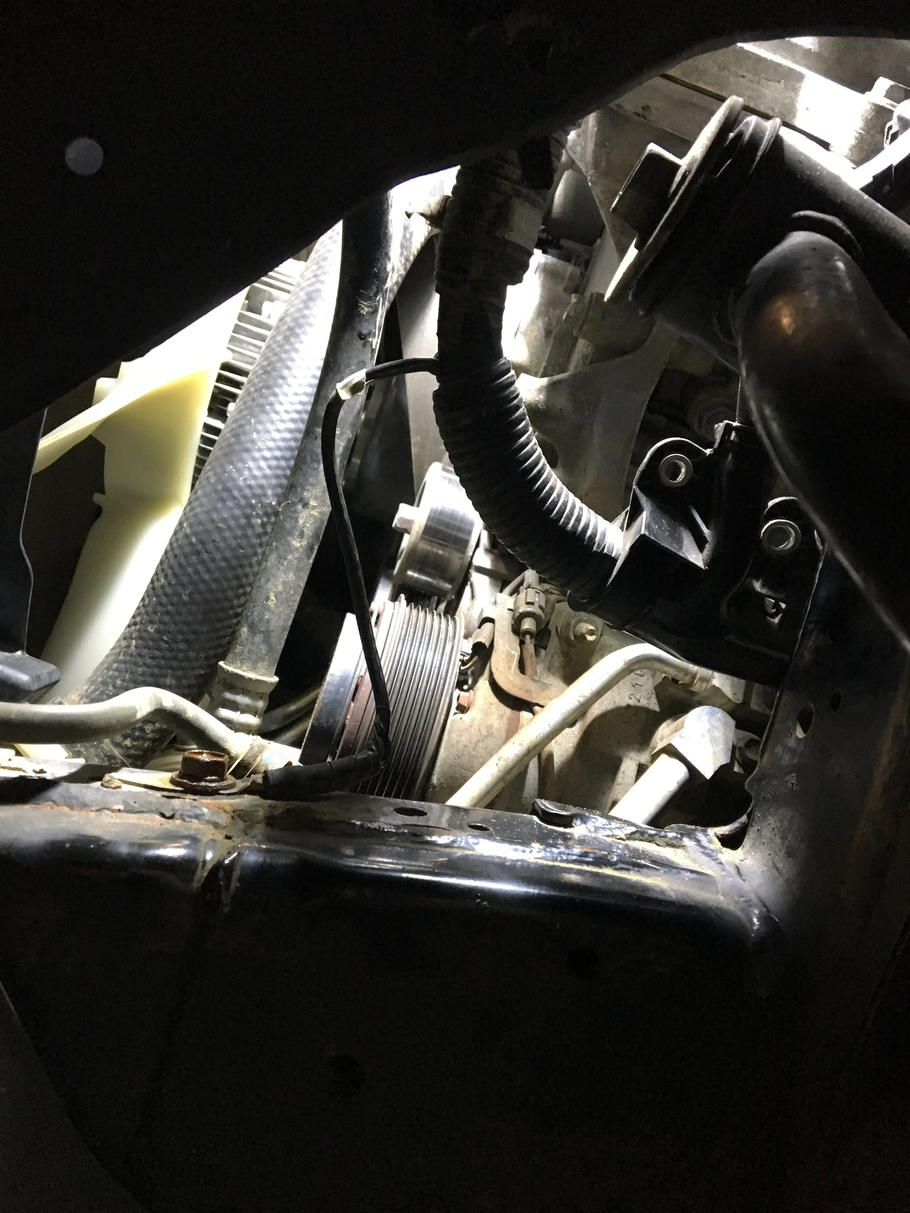 Alternator Fuse Panel Power Battery Wiring Question Jeepcj Forums