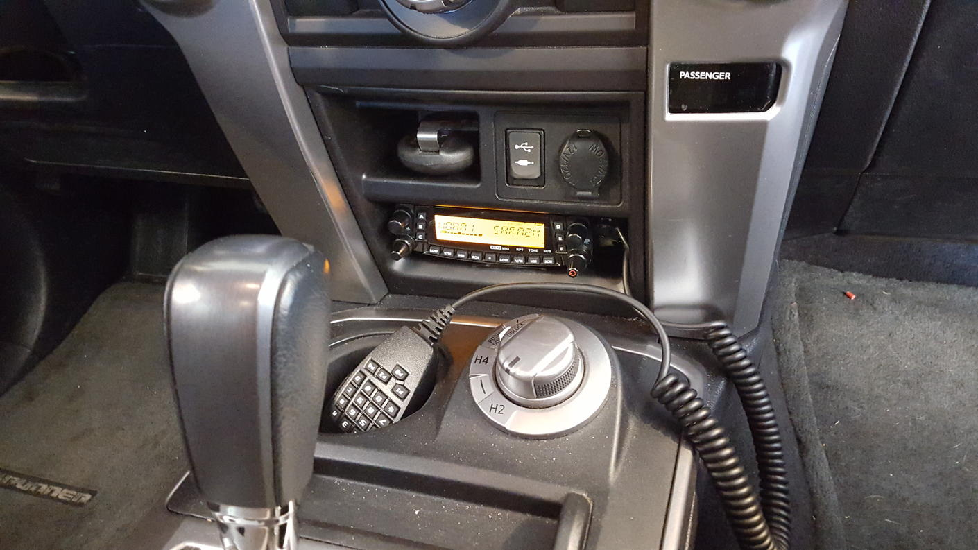 2m/70cm ham antenna Mount options - Page 3 - Toyota 4Runner Forum
